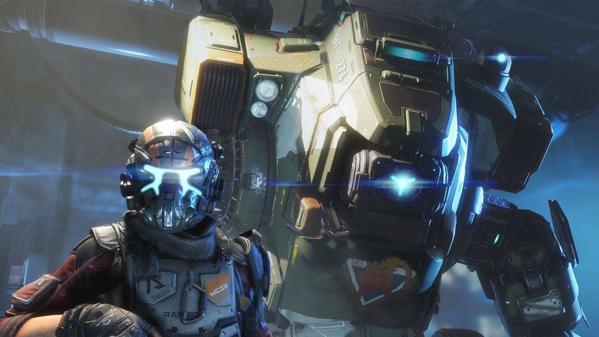 Купить Titanfall - Origin ключи активации