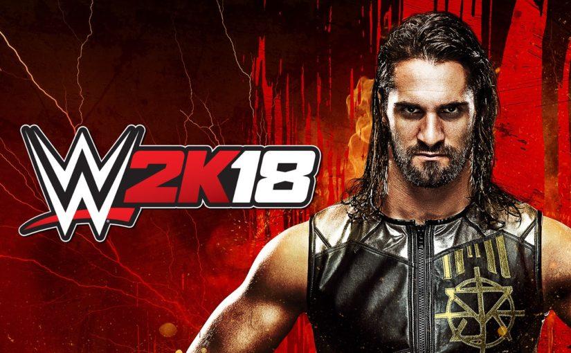 WWE 2K18 — симулятор потешных боев без правил.