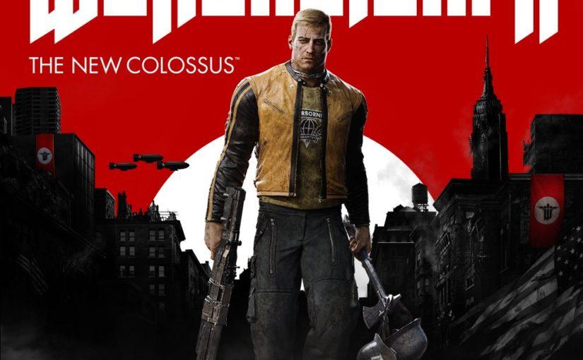 Wolfenstein II: The New Colossus– самый ожидаемый шутер от первого лица.
