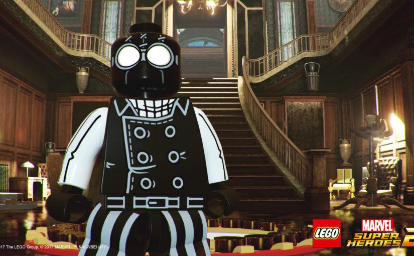LEGO Marvel Super Heroes 2 —  приключенческая игра в неповторимом духе LEGO/