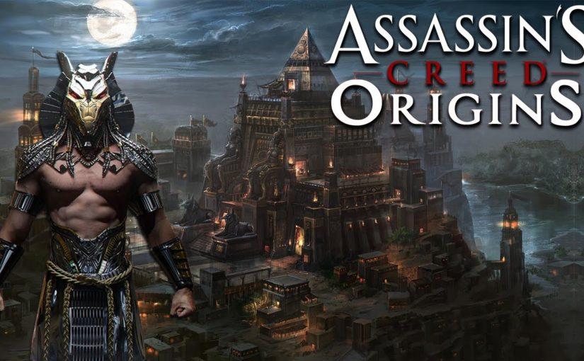 Assassin's Creed: Origins – любимый Action/RPG в новой локации.