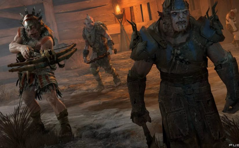 Middle-earth: Shadow of War: Игрокам предстоит подчинить силу Кольца Власти и сразится с новыми врагами.
